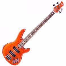 YAMAHA Gitar Bass Elektrik / Electric Bass YAMAHA TRB-1004J CARAMEL BROWN
