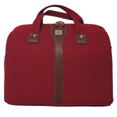 Navy Club Travel Bag - Duffle Bag - Tas Pakaian Multi Fungsi (Tas Selempang -