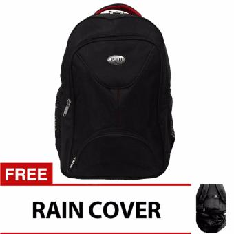 PoloClub Martin Laptop Backpack with Raincover