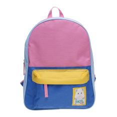Saco Kids Tas Ransel Anak - Pink/Blue
