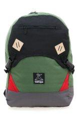 Tonga 31HA002506 Casual Backpack - Hijau-Abu-abu