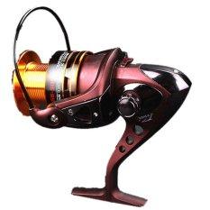 10BB+1 Ball Bearing 4000 Size Fishing Spinning Reel Shake the Fishing Reel to Lights Up (Intl)