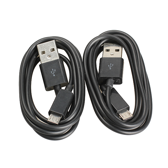10pcs Micro USB Data Sync Charger Cable for Samsung Galaxy S2 Note HTC
