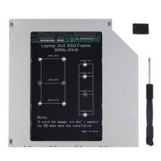 12.7MM Combo Drive Bays MSATA M.2 NGFF SSD To SATA (Intl)