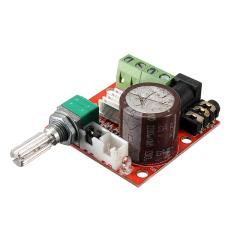 12V Mini Hi-Fi PAM861.2X10W D Class Audio Stereo Amplifier Board Dual Channel (Intl)