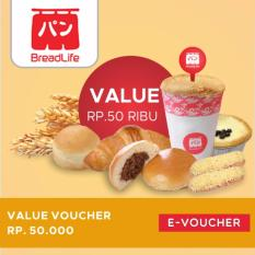 BreadLife Value Voucher 50K