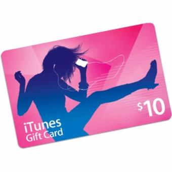 iTunes Gift Card (US) $10 - Digital Code
