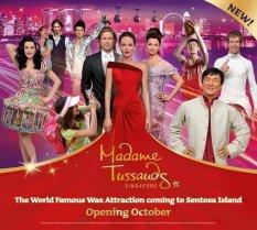 Prima Online Shop Madame Tussauds Singapore