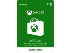 XBox Live Digital Card $15 US