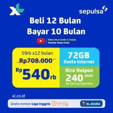 XL XTRA Combo 6GB - 12bln