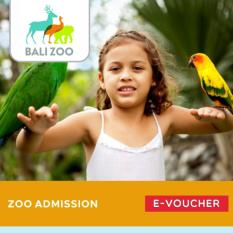 Zoo Admission- Child