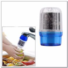 2 Pcs Hafshop Saringan Filter Air kran Water Wastafel Dapur Aquarium Bak Kamar Mandi