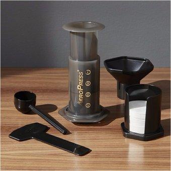 Dapatkan Adjustable Pour Over Stand Drip Station For V60 Kalita Source · Aeropress