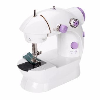 Aimons Mesin Jahit Portable BC-202 Portable Sewing Machine - Putih