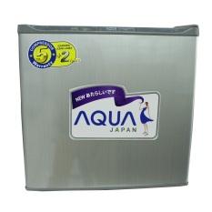 Aqua AQR-D50F Lemari Es Portable / Kulkas Mini