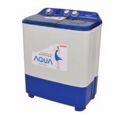 Aqua Mesin Cuci 2 Tabung QW-881XT QW881 8 KG