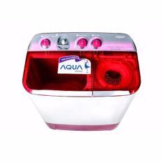AQUA QW880XT Mesin cuci 2 Tabung 8 kg Hijab Series