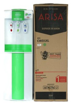 Arisa Standing Water Dispenser CWD 1XL - Hijau