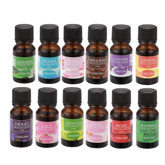 Aiueo Ultrasonic Aroma Diffuser & Air Humidifier Type Ma82 Source · Aromatherapy Essential 12pc A Set