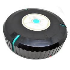 Auto Cleaner Robot Sweeping Cleaning Machine / Mesin Penyedot Debu (Black)