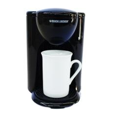 Black And Decker DCM25-B1 Personal Coffee Maker - Hitam