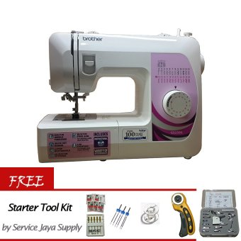 Home · Janome Lr 1122 Mesin Jahit Semi Portable Multifungsi; Page - 2. Brother