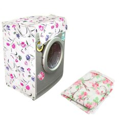 Cover Mesin Cuci Tipe B (58 x 62 x 85 cm) Buka Depan - Washing Machine Cover