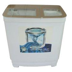 DENPOO 9893 PLATINUM Mesin Cuci 2 Tabung FREE Ongkir Khusus Jabodetabek