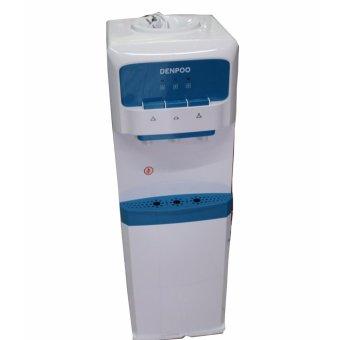 Denpoo DDK-205 Penso Dispenser Air Galon Atas 3 Kran (Kompresor) - KHUSUS JABODETABEK