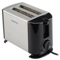 Denpoo - Pemanggang Roti Listrik DT-022D - Silver