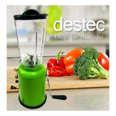 Destec Blender Manual Tanpa Beban Listrik - 1 Gelas