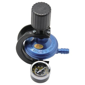 Destec COM-201M Regulator Gas