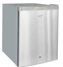 GEA Refrigerator RS06DR - Kulkas 1 Pintu - Silver