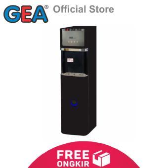 GEA Water Dispenser PLUTO Galon Bawah - Hitam - KHUSUS JABODETABEK