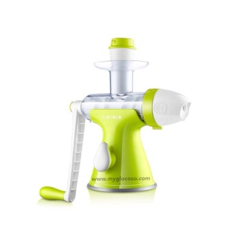 Giocoso 2 in 1 Juicer and Ice Cream Maker - Hijau