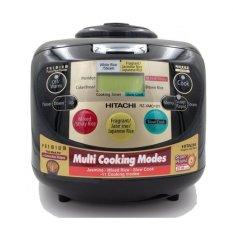 Hitachi Rice Cooker Digital XMC10YOBK 1 Liter - Free Ongkir Jabodetabek