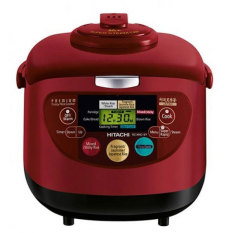 Hitachi - Rice Cooker RZXMC18Y DRE