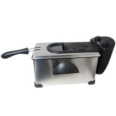 idealife il 200df deep fryer alat penggoreng listrik 4 liter