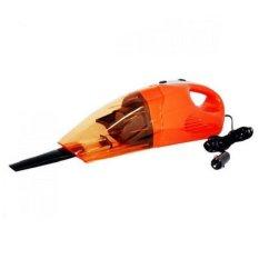 Kenmaster KM-004 Vacuum Cleaner 12V/100W - Oranye