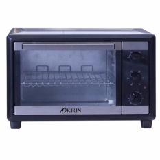 Kirin KBO-200RA Oven Elektrik - Oven Listrik - Pemanggang Listrik - Kap 20 Liter - Stainless Steel