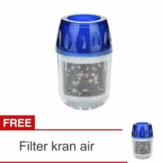 Lanjar Jaya Saringan Filter Air kran Water Aquarium Bak Kamar Mandi + Buy 1 Get 1