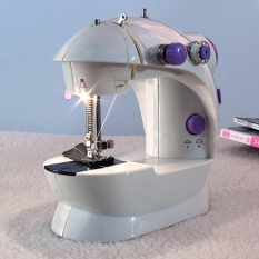 Mesih Jahit Portable Elektrik Dengan Lampu LED - FSHM 202 Light