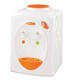 miyako dispenser 28exc white orange