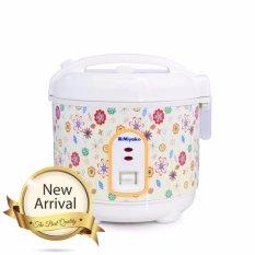 MIYAKO Mini Rice Cooker 0.6 Liter 3 In 1 - MCM-609