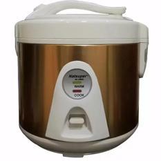 Natsuper NC1090S Rice Cooker , Magic Com , Magic Jar ,Penanak Nasi Kapasitas 1 LIter