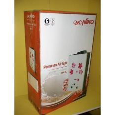NIKO WATER HEATER GAS ( PEMANAS AIR )