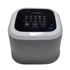 Nuobio Home & Office Mini Air Purifier - Putih
