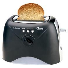 Oxone OX-222 Pemanggang Roti - Hitam