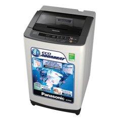 Panasonic NA-F80B5 Mesin Cuci Top Loading - Putih