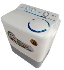 Panasonic - Twin Tub Washer NAW86BC2A - Putih